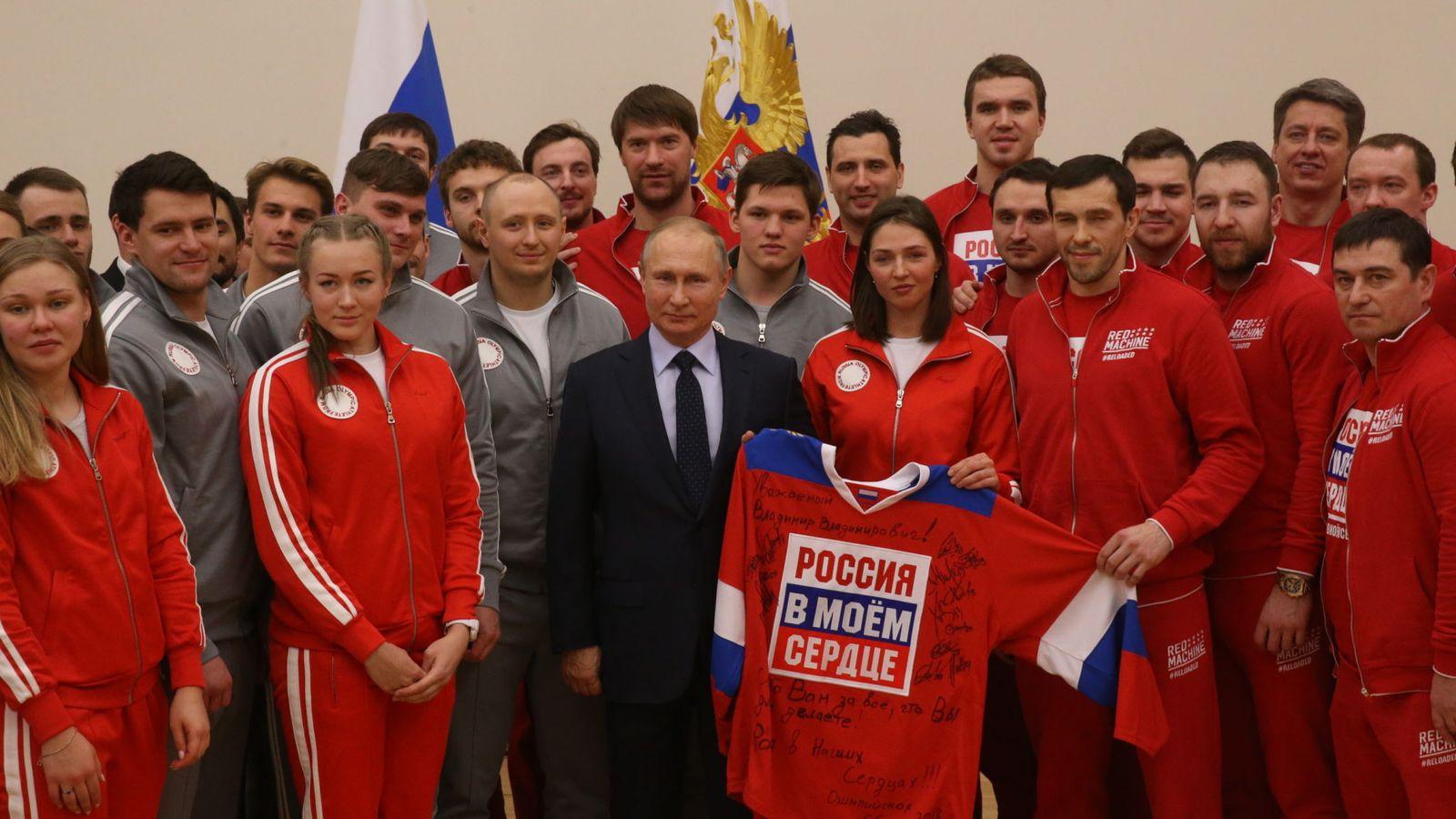 Russian Ban