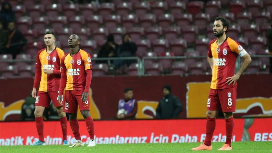 Lower division team stun Galatasaray in Turkish Cup 1