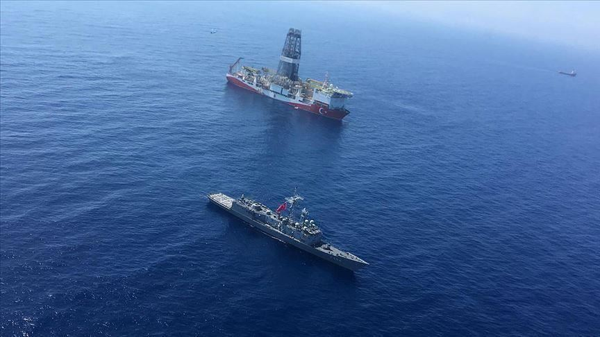 Turkey-TRNC natural gas pipeline to change geopolitical balance in E.Med