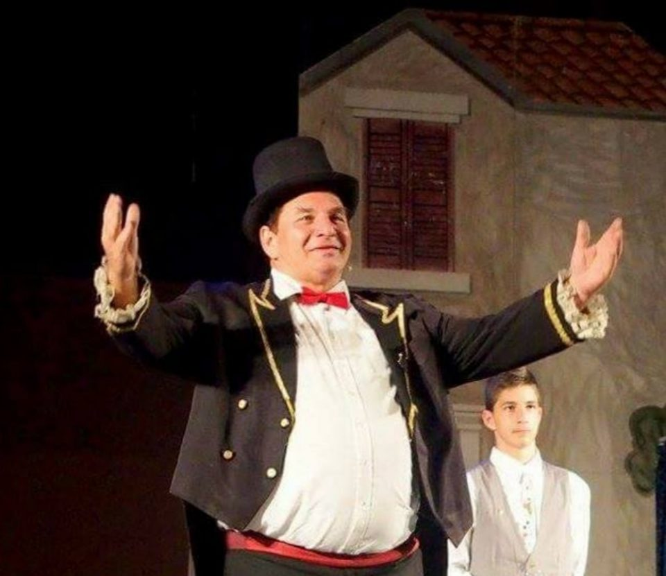 Andrea Liotatis the Magician passed away 1