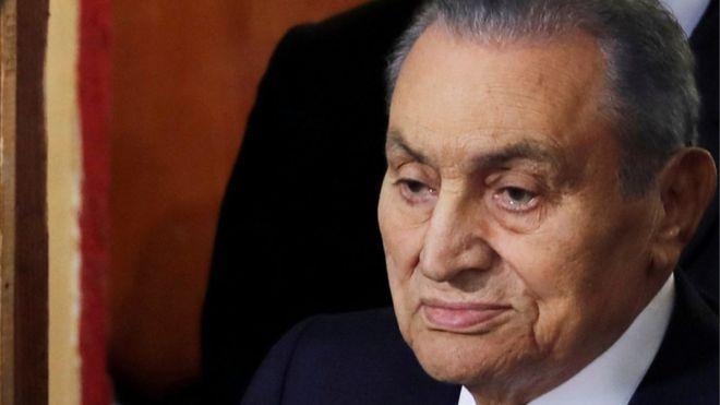 Hosni Mubarak was president of Egypt for 30 years