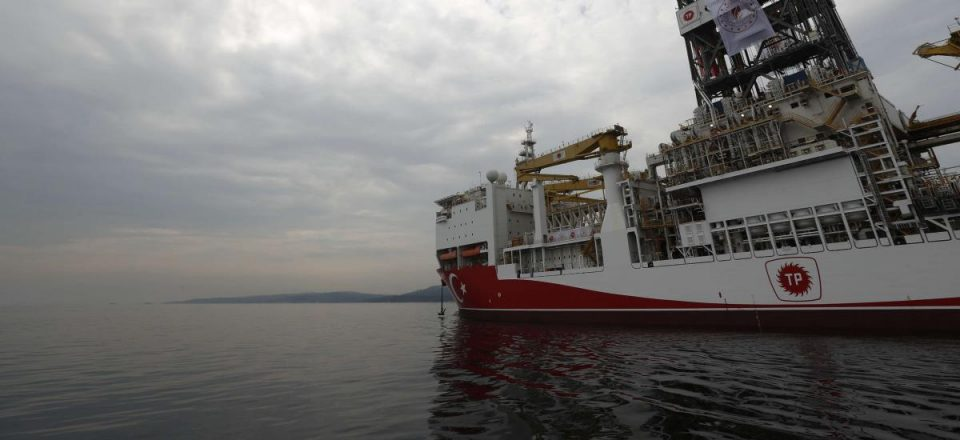 Turkey obtains its third drillship