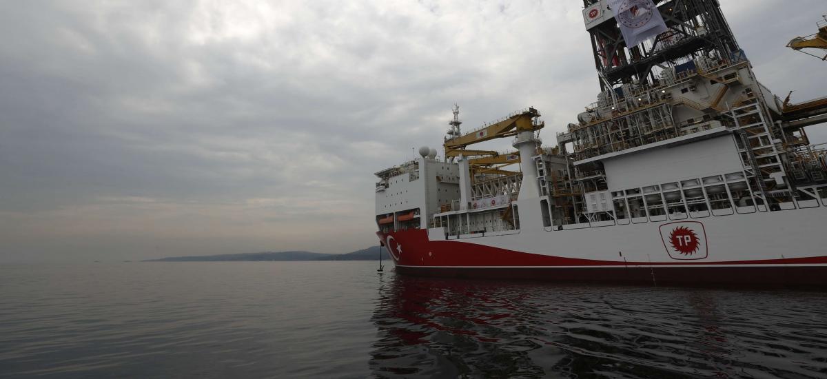 Turkey obtains its third drillship