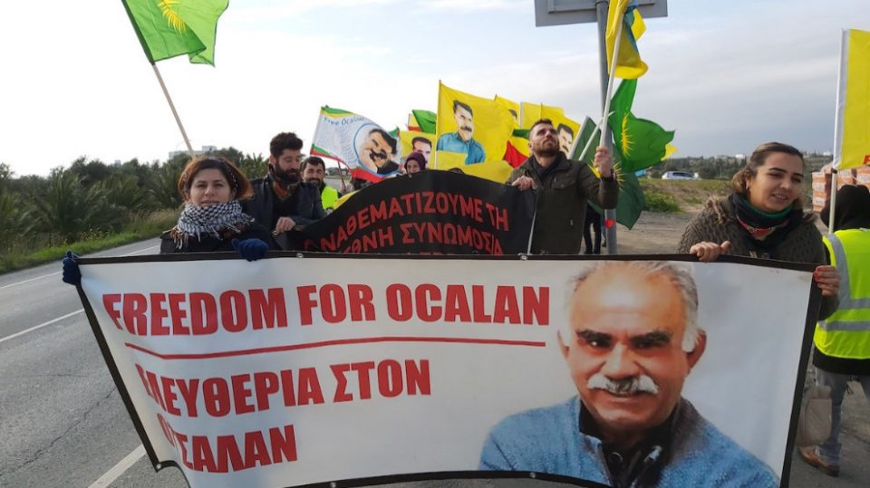 International conspiracy protested in Cyprus and Australia 1