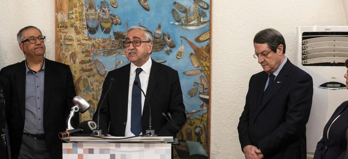 Turkish-Cypriot president hits back at Turkish nationalist leader 1