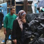 Migrants live in squalor in Moria camp on Lesbos