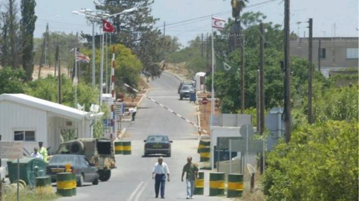 Cyprus Checkpoints