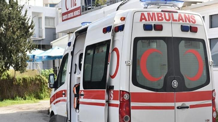 North Cyprus Ambulance