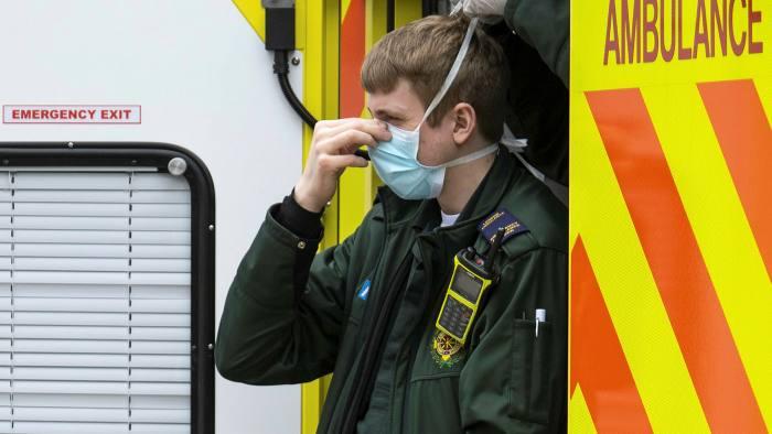 UK Death Toll