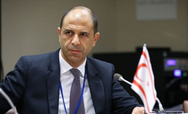 Kudret Özersay: No entry to TRNC for UN or Diplomats for one week 1