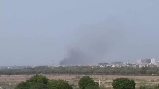 Pakistan International Airlines passenger plane crashes in Karachi 16