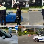 Police Virus Checkpoints