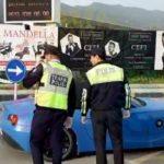 Police Curfew Checks