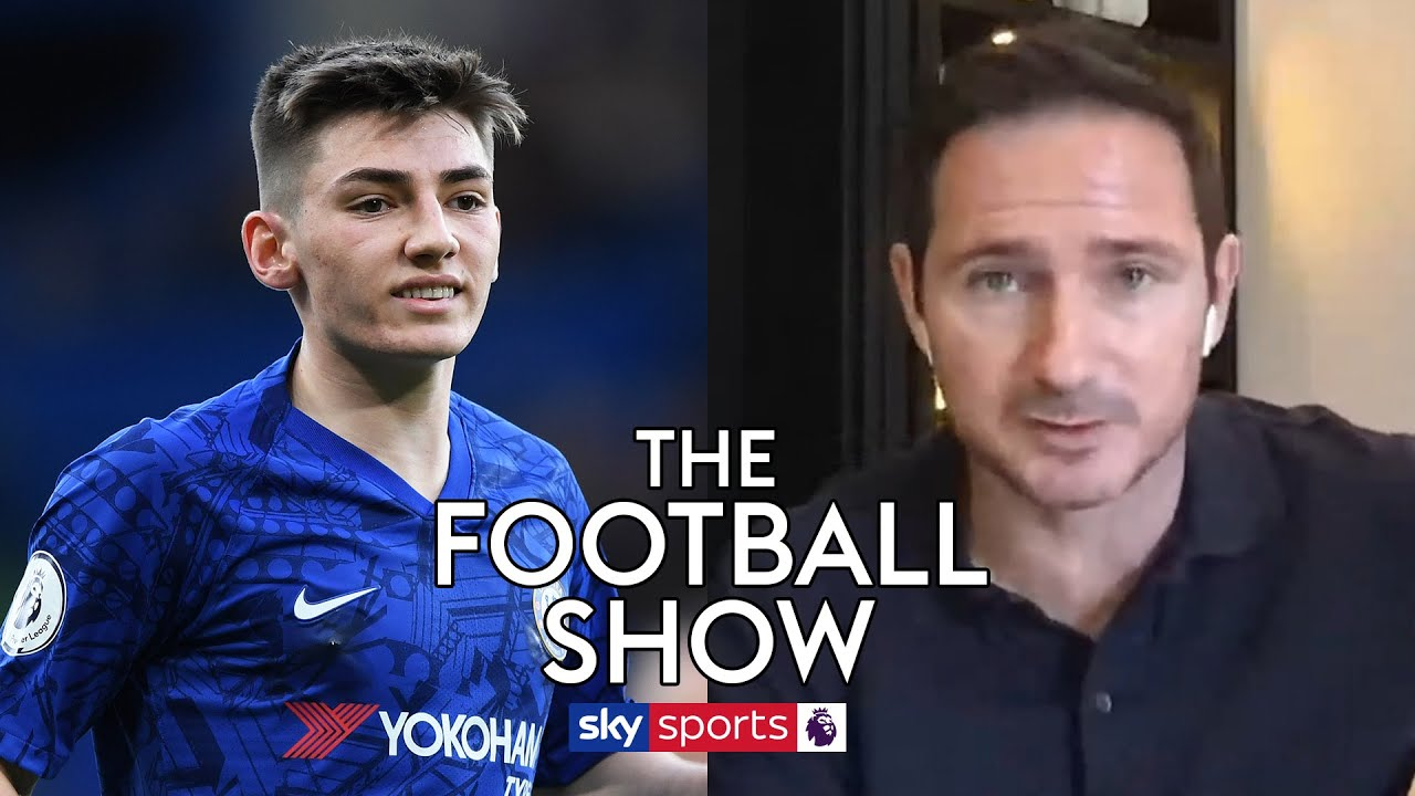 Frank-Lampard-reveals-the-reasons-behind-Billy-Gilmour39s-Chelsea-breakthrough-The-Football-Show