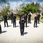SBA Police Recruits