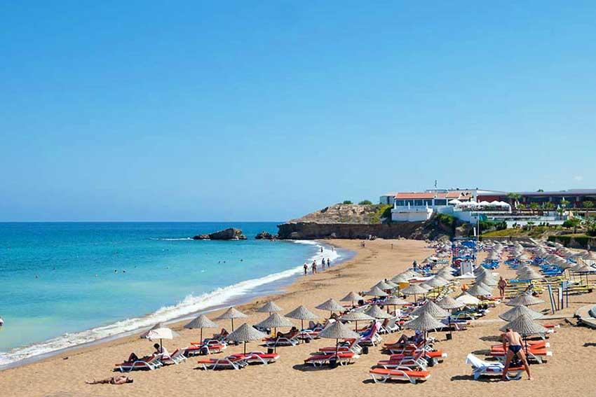 North Cyprus Beaches