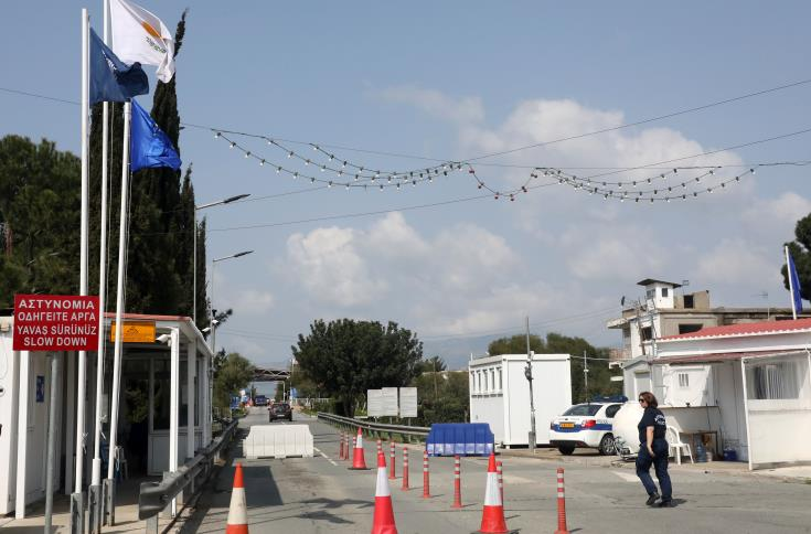 UNFICYP welcomes decision to ease restrictions at crossing points 15