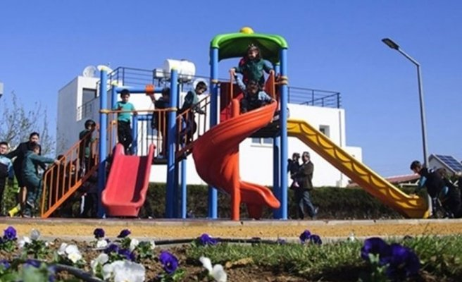 TRNC: Playgrounds open tomorrow 15