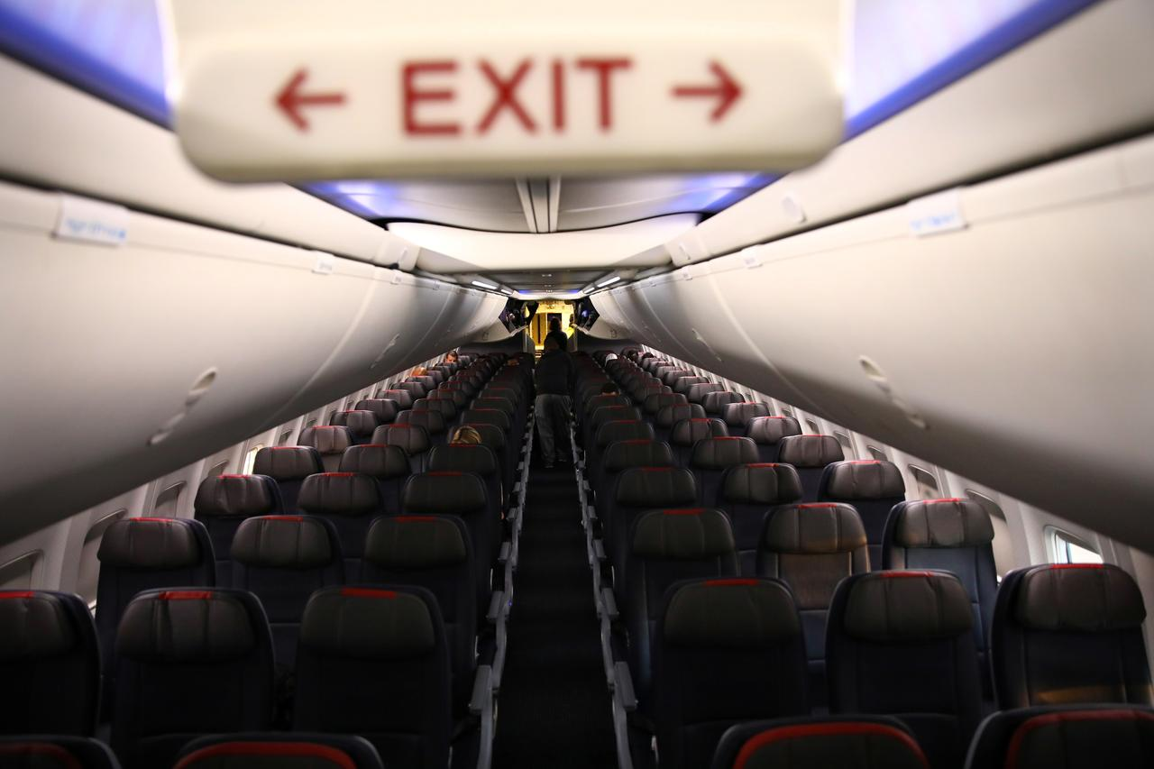 Empty middle seat? Depends on which country you are flying in 10
