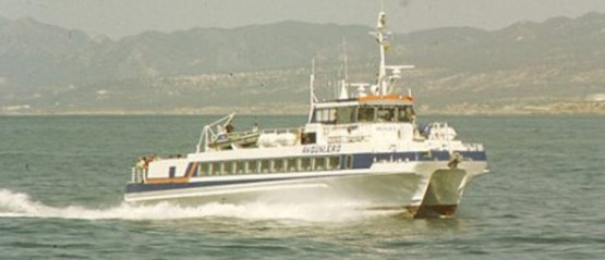 TRNC to Taşucu ferry service has started 14