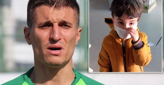 Turkish soccer player admits to killing coronavirus-stricken son 2