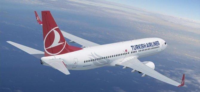 Statement on Turkish Airlines flights 14