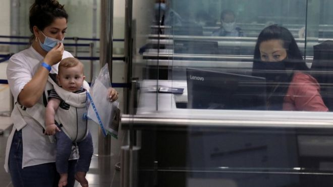 Coronavirus: EU to allow in visitors from 14 'safe' countries 7