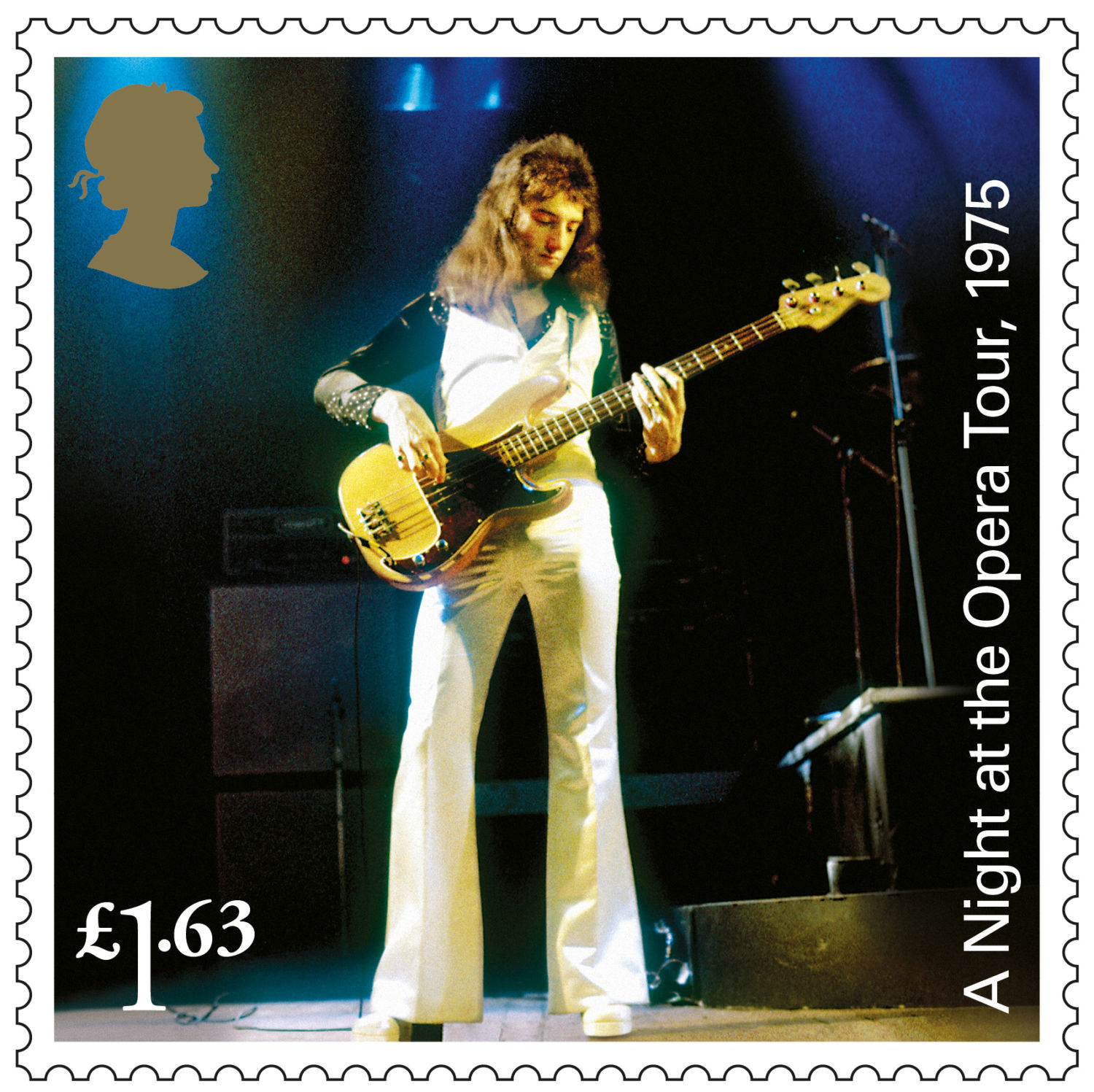 Rock band Queen get postage stamp of approval (photos) 16