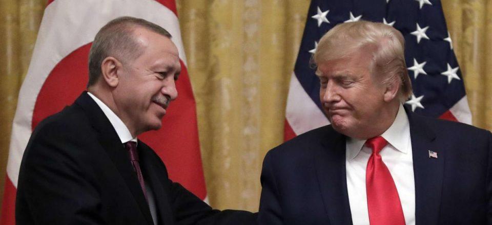 Erdoğan 'took Trump to the cleaners' in phone calls – U.S. senior officials 15