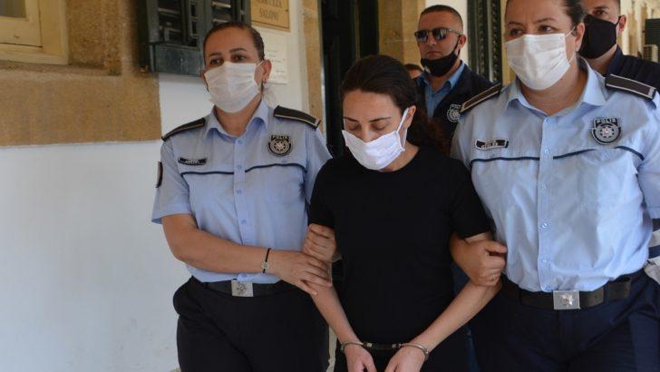 Jailed for Life for murdering her son 14