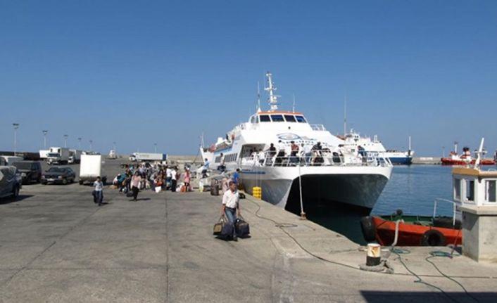 Covid-19 concern at Girne Harbor 1