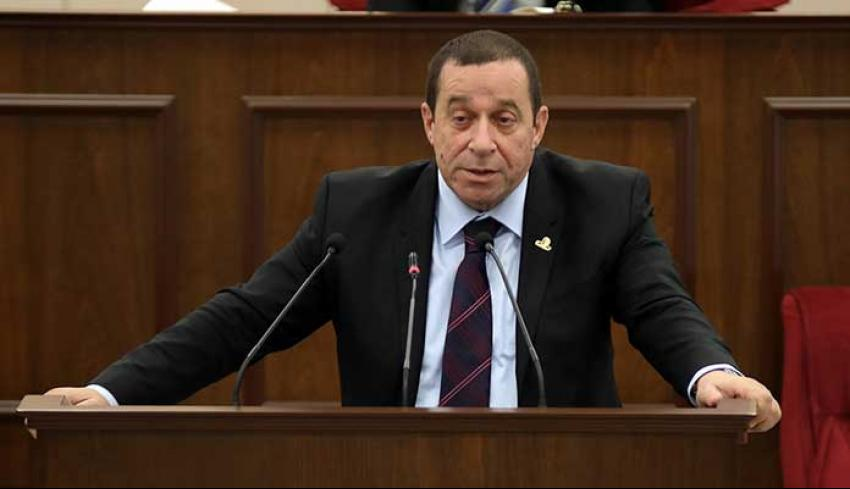 Denktaş: 'Positive in the morning, negative in the evening' 15