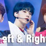 '최초 공개' ♬ Left & Right - 세븐틴(SEVENTEEN)   세븐틴 컴백쇼 [헹가래]