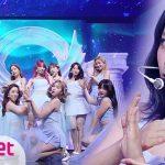 '1위' 10명의 나비들 '우주소녀'의 'BUTTERFLY' 무대