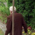 103-Year-Old Belgian is Walking a Marathon to Raise Money for Coronavirus Research