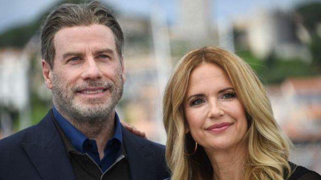 Actress Kelly Preston, John Travolta's wife, dies aged 57 17