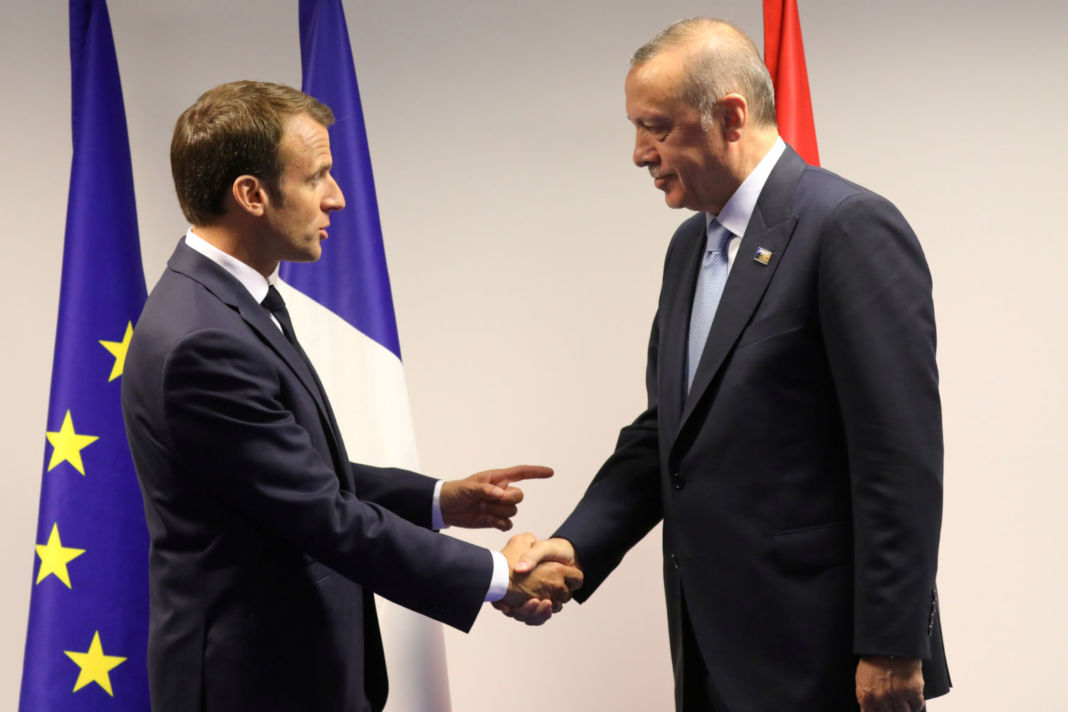 France-Turkey tensions mount after NATO naval incident 17