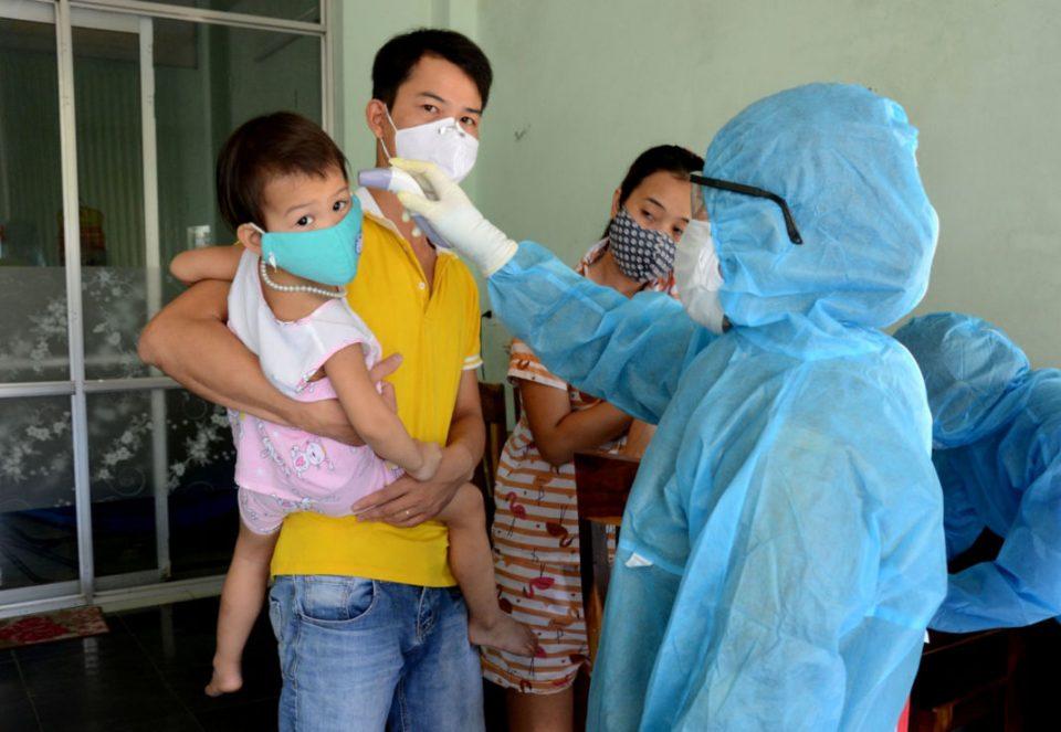 Latest on the worldwide spread of the coronavirus 15