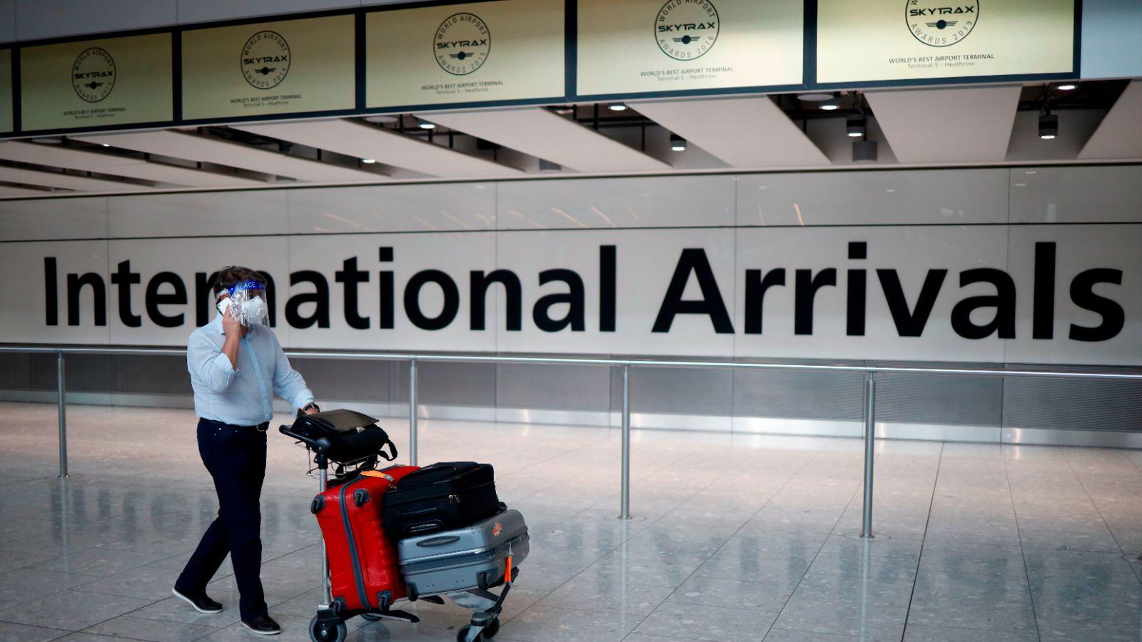 Coronavirus: Full list of countries exempt from COVID-19 travel quarantine revealed 2