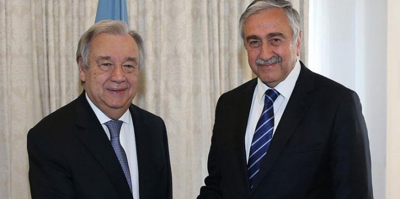 UN chief's reports on UNFICYP and Cyprus circulate as official documents (Attached) 23