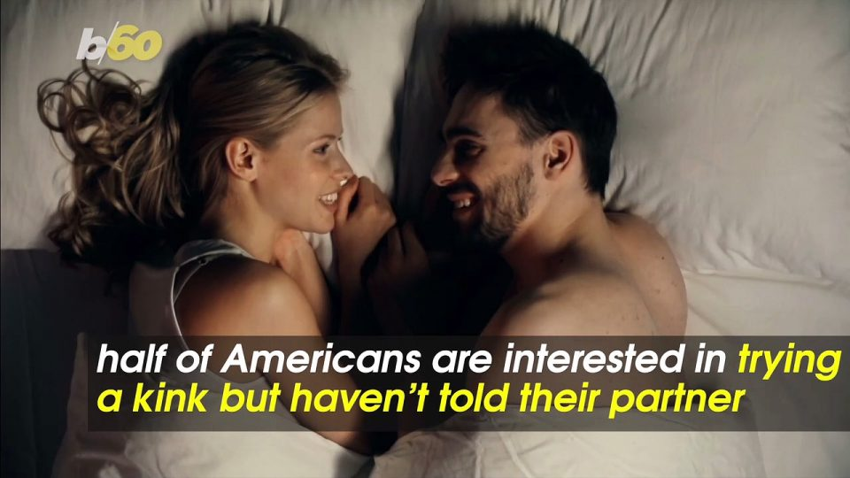 Americans Are Scared to Share Their Hopes for 'Sexploration' with Their Partners