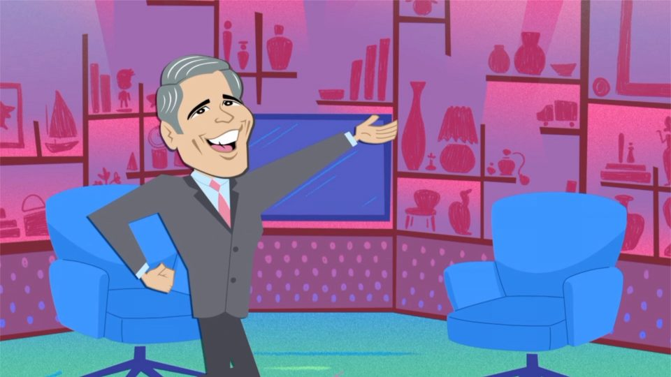 Andy Cohen On Quibi