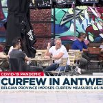 Antwerp announces curfew to get COVID-19 cases under control