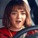 "Audi ""Let It Go"" Super Bowl Commercial 2020 with Maisie Williams"