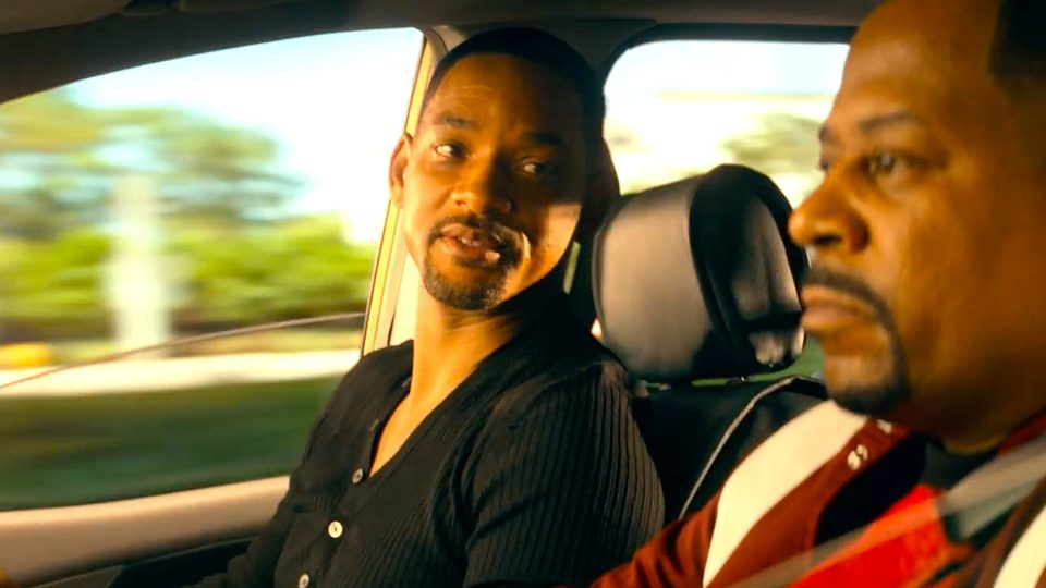 Bad Boys for Life with Will Smith - Will & Martin