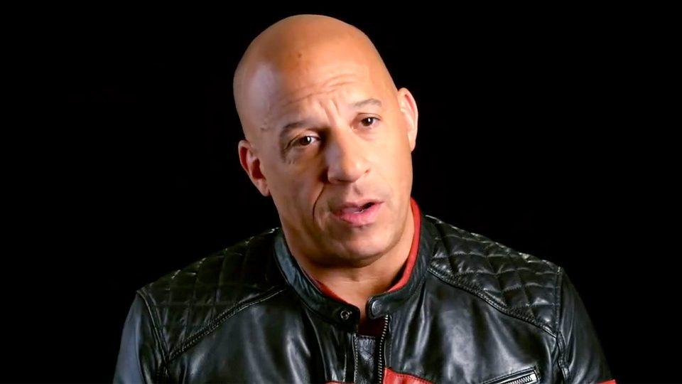 Bloodshot with Vin Diesel - Origins