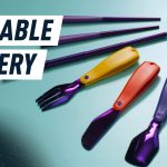 Carry your cutlery wherever you go with this eco-friendly set — Future Blink
