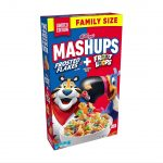Cereal Teamup! Kellogg's Releases Frosted Flake & Fruit Loops Mashup!