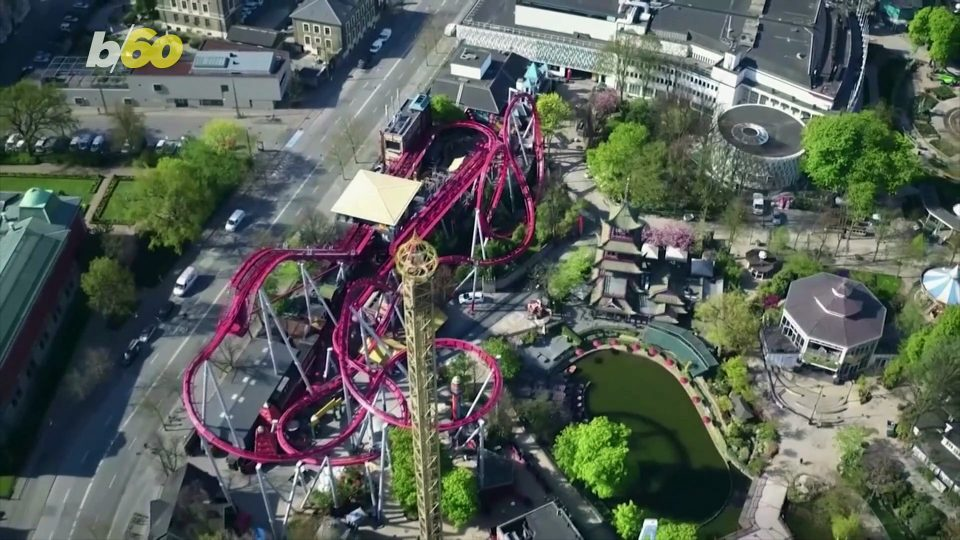Copenhagen Amusement Park Reopens With Teddy Bears in Roller Coasters to Enforce Social Distancing!