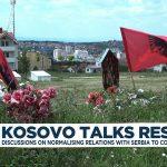 EU 'back in the driver's seat' as Serbia-Kosovo talks resume